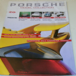 DeAGOSTINI Porsche Model Collection Magazine #20 Porsche 911 Carrera Targa